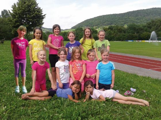 Mädchenturnen 6-9 Jahre